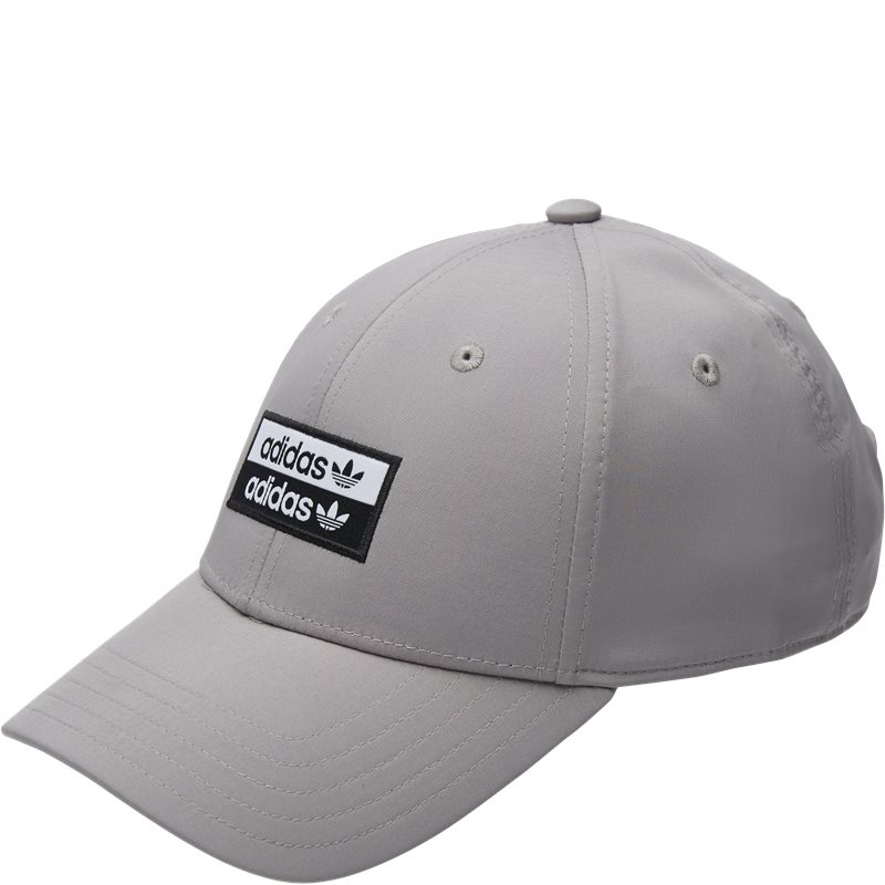 Image of   Adidas Originals Bball Cap Fm1679 Caps Grå
