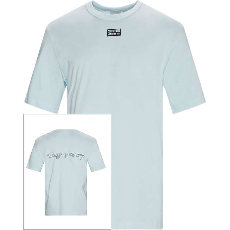 Image of   Adidas Originals D Grp Tee Lysblå