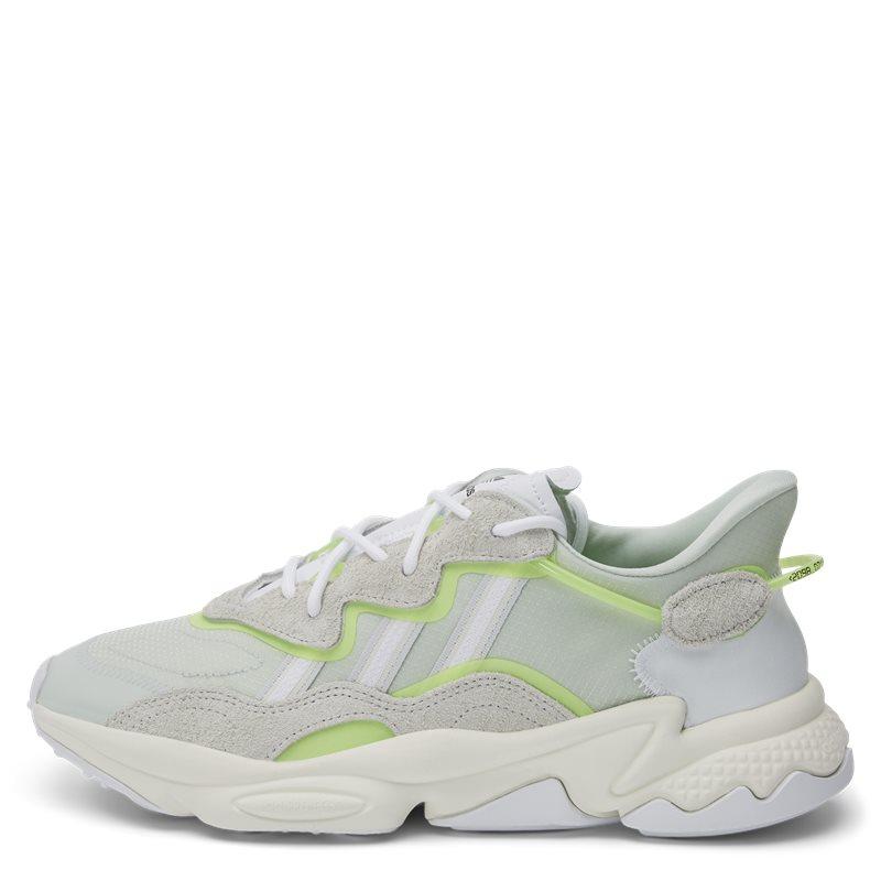 adidas originals – Adidas originals ozweego sneaker grå/grøn på quint.dk