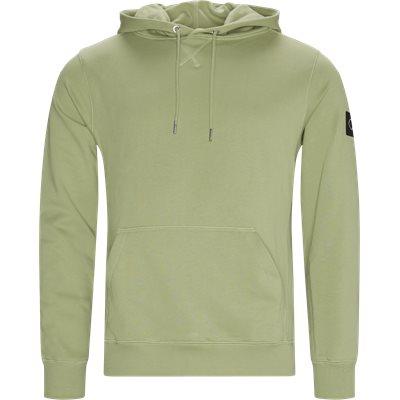 Monogram Hoodie Regular | Monogram Hoodie | Grøn