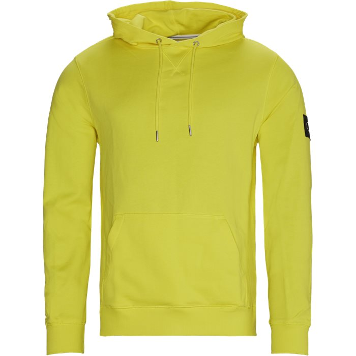 Sweatshirts - Regular - Yellow