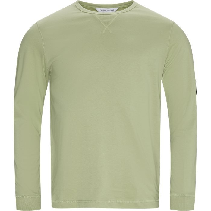 T-shirts - Regular - Green