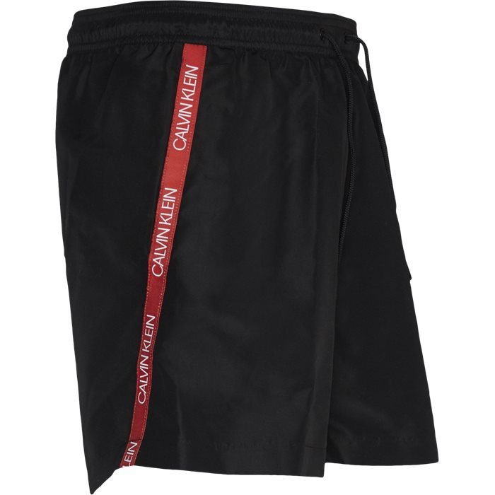 Badeshorts - Shorts - Regular - Sort