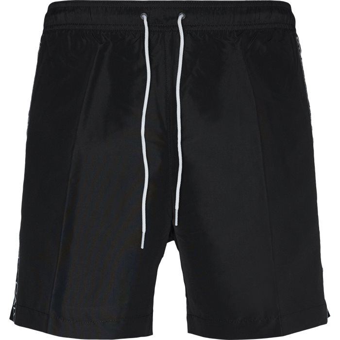 Badeshorts - Shorts - Regular - Sort