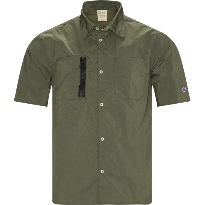 Eco Warrior Shirt - Skjorter - Regular - Army
