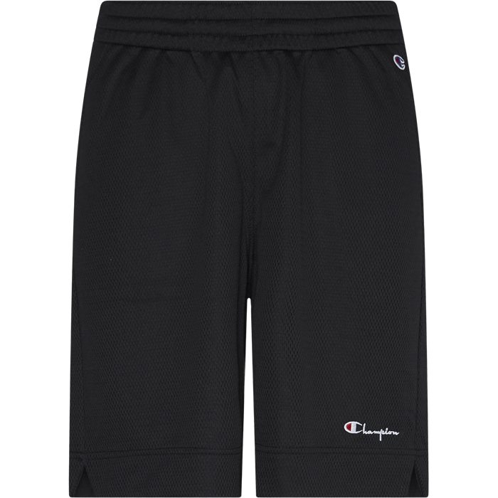 Mesh Basketball Shorts - Shorts - Regular - Sort