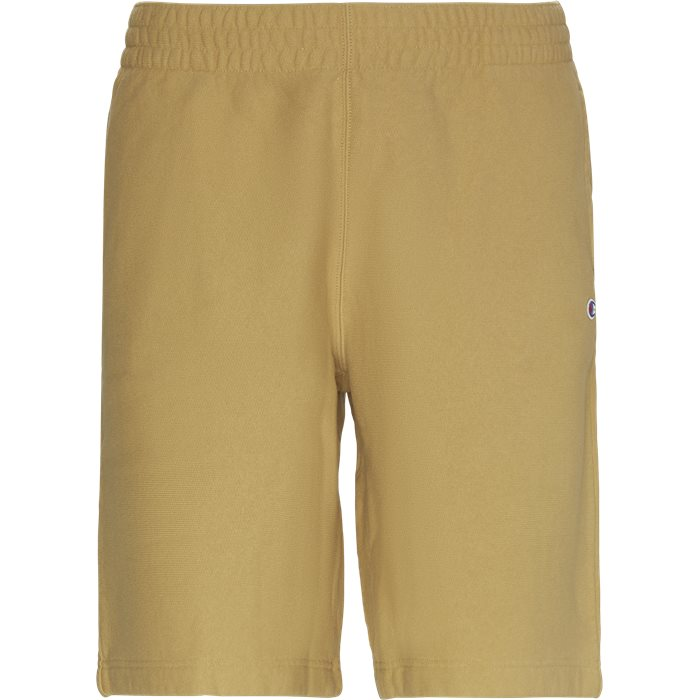 Reverse Weave Shorts - Shorts - Regular - Sand