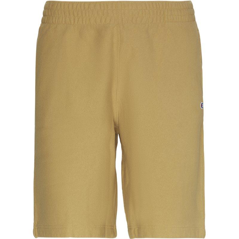 champion – Champion reverse weave shorts khaki på quint.dk