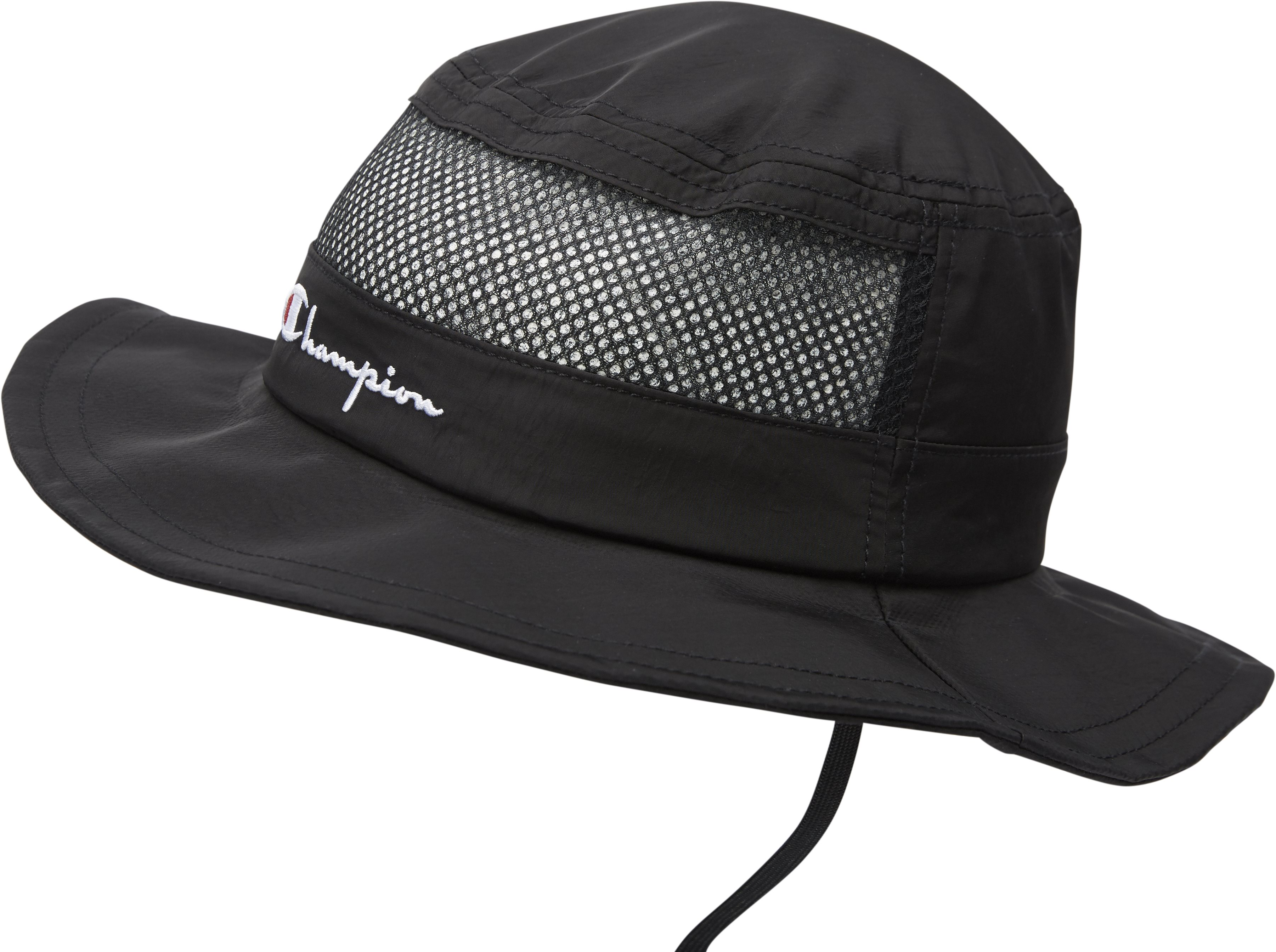 Ribstock Bucket Hat - Caps - Sort