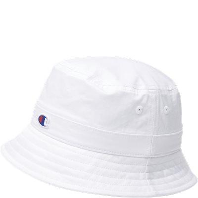 Caps | White