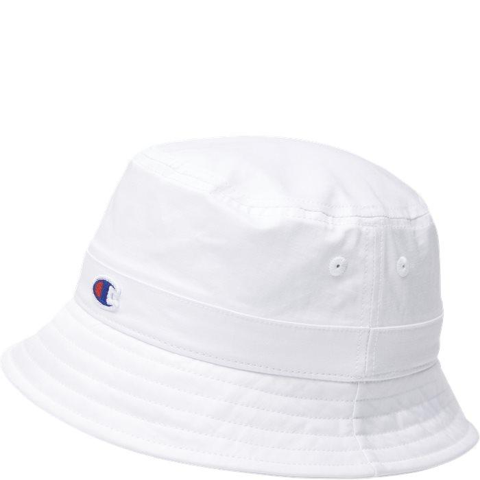 Bucket Cap - Caps - Hvid