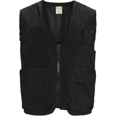 Eco Warrior Vest  Regular | Eco Warrior Vest  | Sort