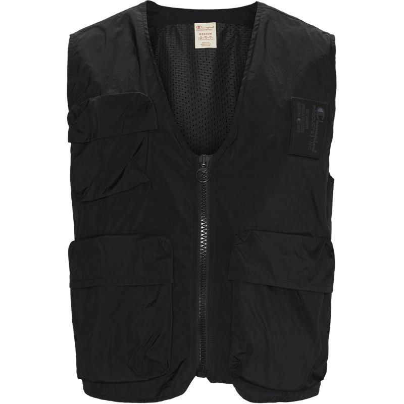 Image of   Champion Eco Warrior Vest Sort