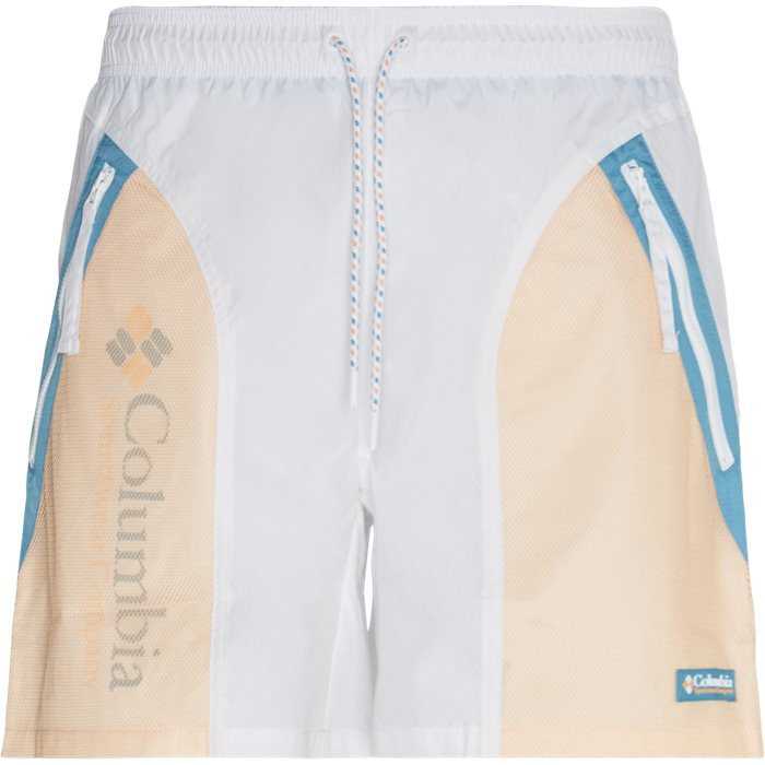 Shorts - Regular - White