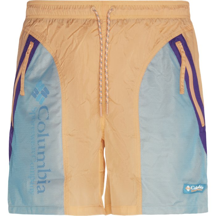 Shorts - Regular - Orange