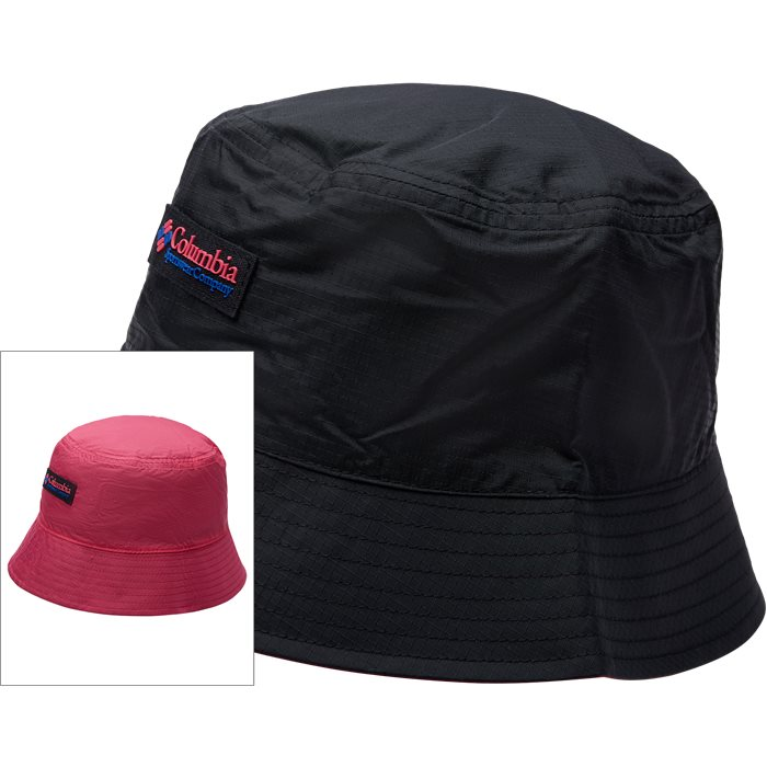 Roatan Drifter II Bucket Hat - Caps - Sort