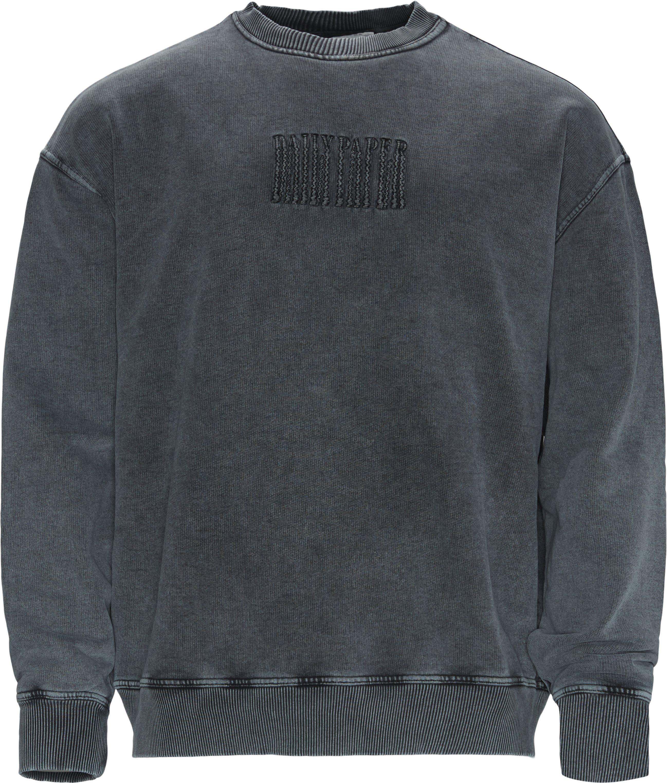 Heracid Crewneck Sweatshirt - Sweatshirts - Regular fit - Grå