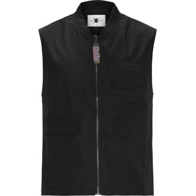 Regular | Vests | Black