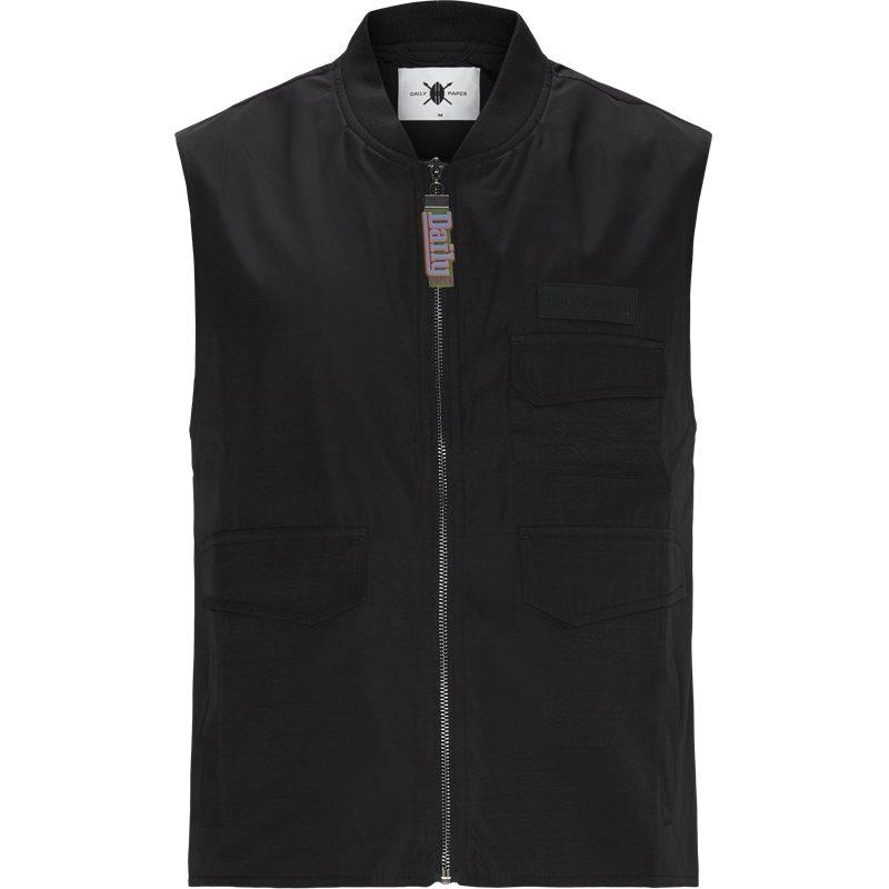 Image of   Daily Paper Husam Vest Sort