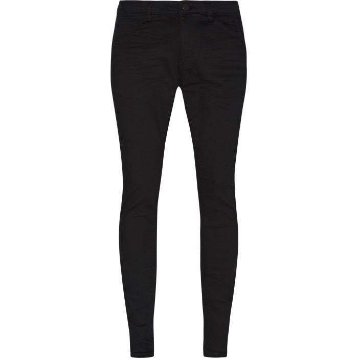 Jeans - Skinny fit - Svart