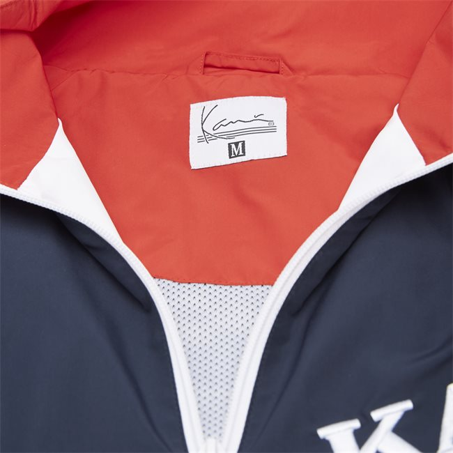 Retro Block Track Jacket