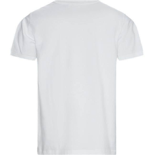 Crew Neck Loose Cotton T-shirt
