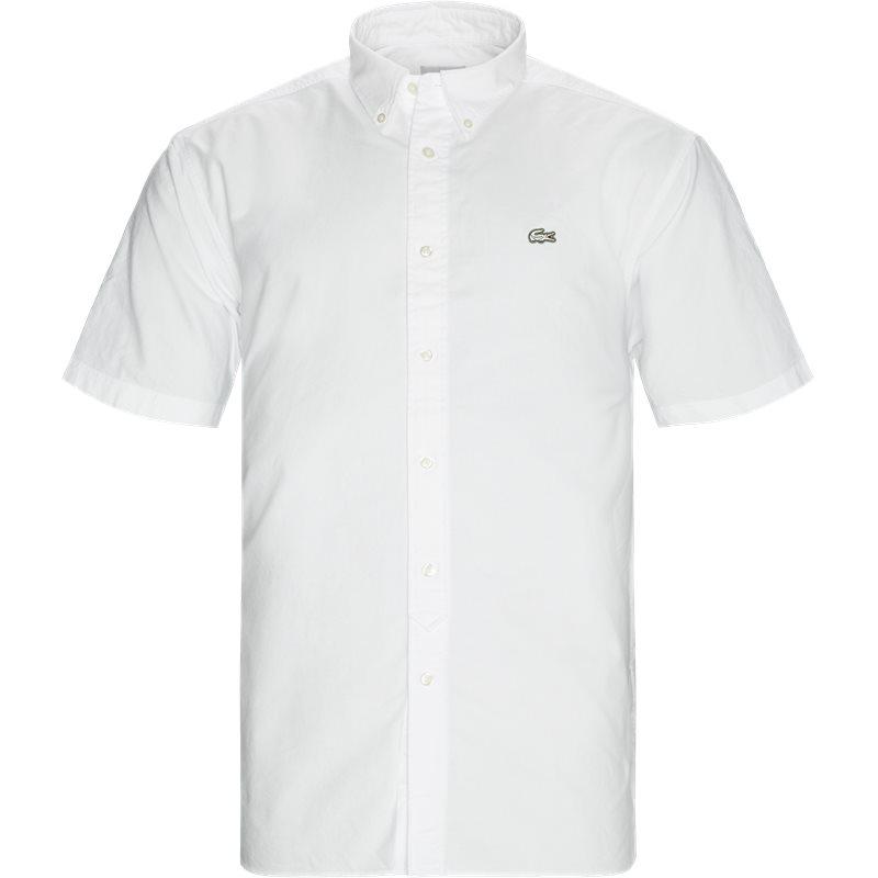 Billede af Lacoste Cotton Relaxed Shirt Hvid