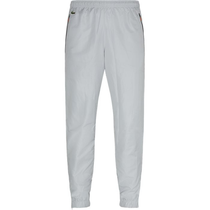Track Pants - Bukser - Regular - Grå