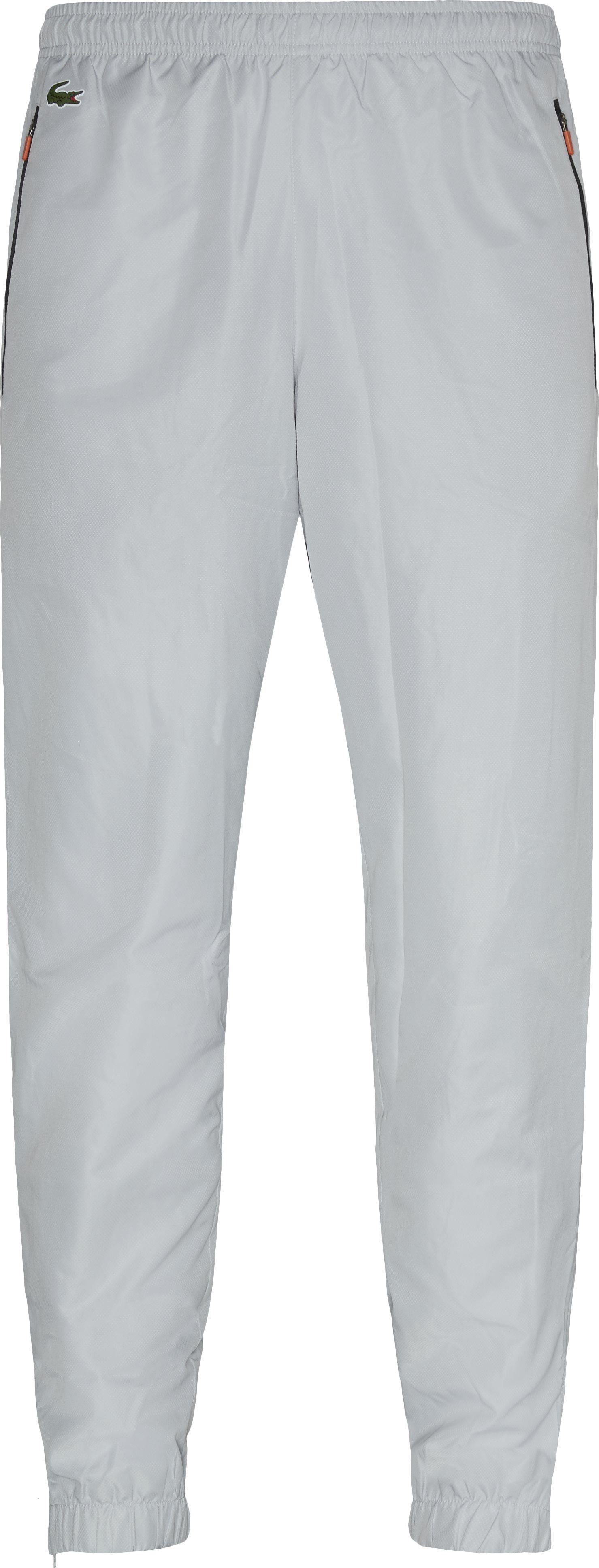 Track Pants - Bukser - Regular fit - Grå
