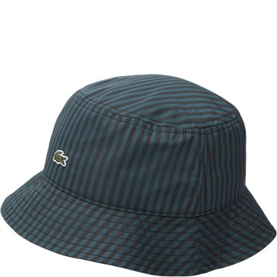 Striped Bucket Hat Striped Bucket Hat | Grøn