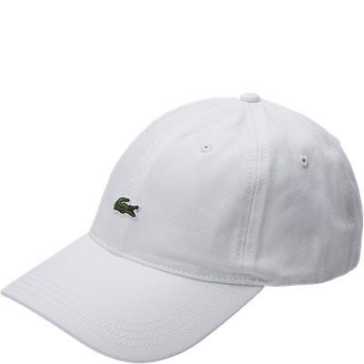 Logo Cap Logo Cap | Hvid