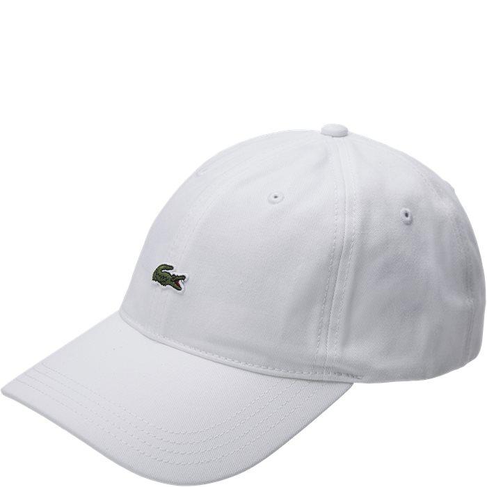 Logo Cap - Caps - Hvid