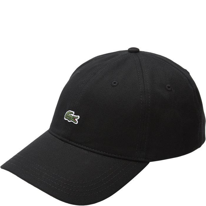 Logo Cap - Caps - Sort