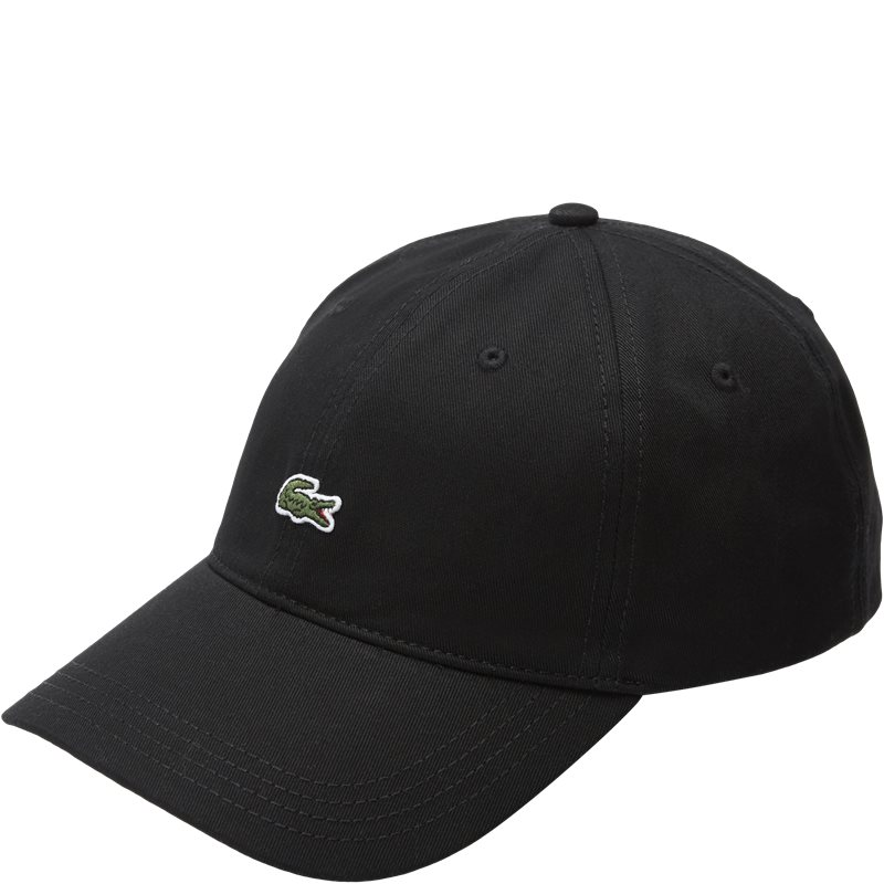 Image of   Lacoste Logo Cap Sort