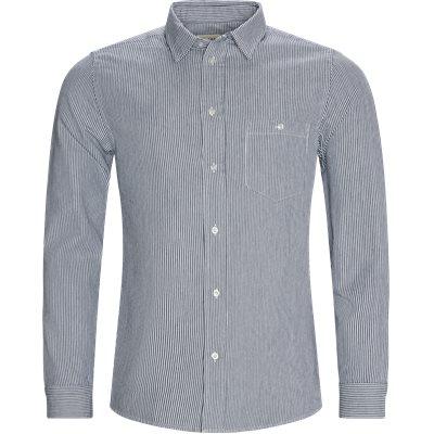 Odessa Shirt Regular | Odessa Shirt | Blå