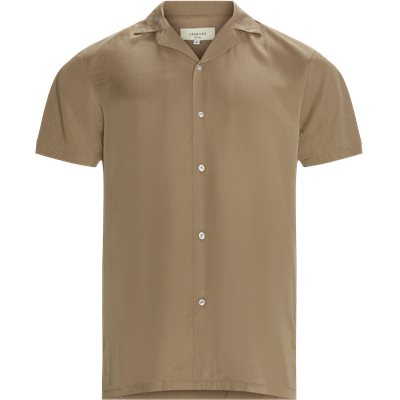 Clark Shirt Regular | Clark Shirt | Sand