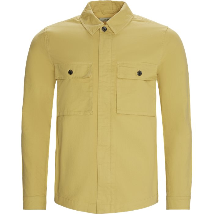 Shirts - Regular - Yellow