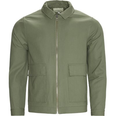 Ortega Jacket Regular | Ortega Jacket | Grøn