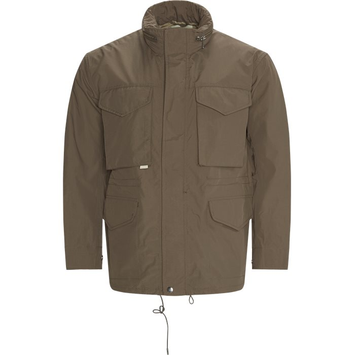 Jackets - Regular - Brown
