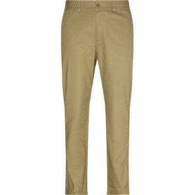 Maverick Trousers Regular | Maverick Trousers | Sand