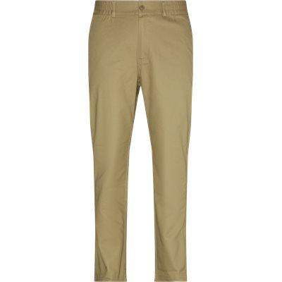 Maverick Trousers Regular fit | Maverick Trousers | Sand