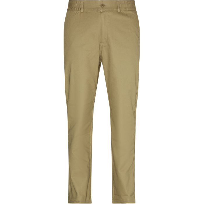 Maverick Trousers - Bukser - Regular - Sand