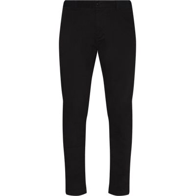 Century Trousers Tapered fit | Century Trousers | Sort