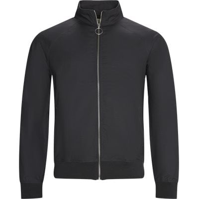 Balboa Track Jacket Regular | Balboa Track Jacket | Sort