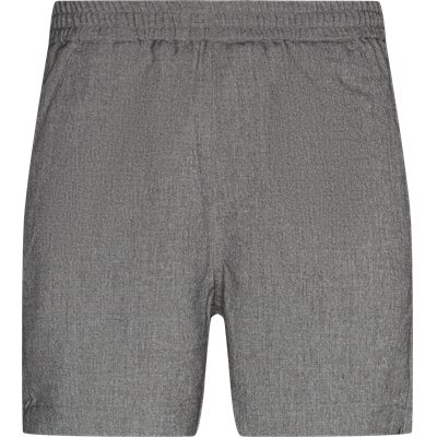 Turi Shorts Regular | Turi Shorts | Grå