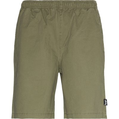 Brushed Beach Shorts Regular | Brushed Beach Shorts | Grøn