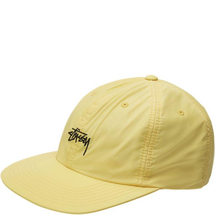 Nylon Strapback Cap - Caps - Gul