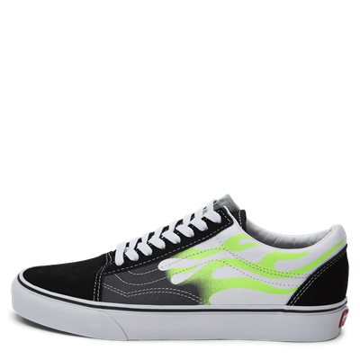 Old Skool Flame Sneaker Old Skool Flame Sneaker | Sort