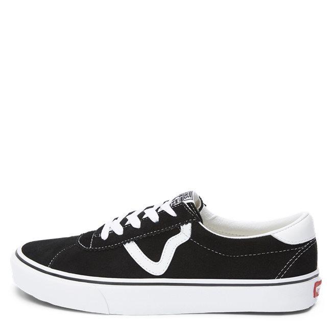Sport Suede Sneaker