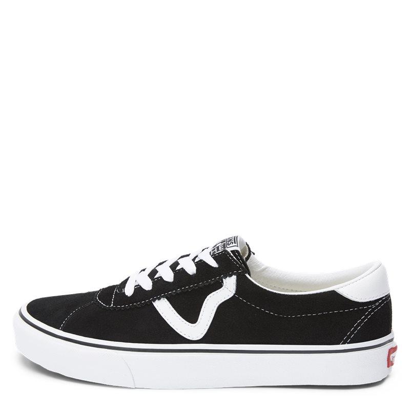 vans Vans sport suede sneaker sort fra quint.dk